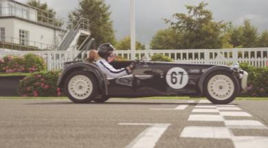 Caterham Seven SuperSprint, un Café Racer sur quatre roues