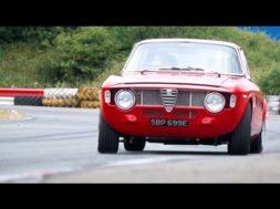 Chris Harris – Top Gear Alfaholics GTA-R 290