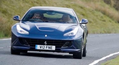 Chris Harris – Top Gear Ferrari GTC4Lusso