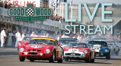 Goodwood Revival 2017 en direct