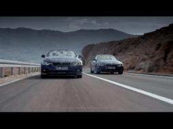 La BMW ALPINA B4 S BI-TURBO existe aussi en cabriolet