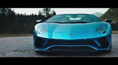 Lamborghini Aventador S Roadster, plus de toit mais toujours de l'EGO