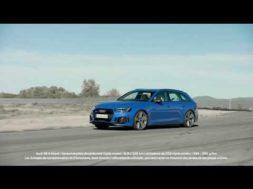 Nouvelle Audi RS4, elle nous manquait