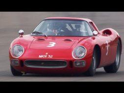 Chris Harris – Top Gear Ferrari 250 LM au Goodwood Revival