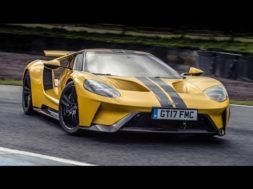Chris Harris – Top Gear Ford GT