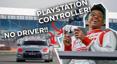 Gran Turismo en Nissan GT-R pour de vrai