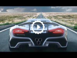 Hennessey Venom F5, objectif 500 kmheure