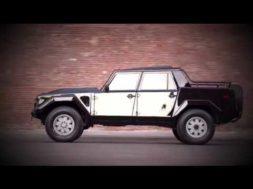 Lamborghini LM002, le père des SUV
