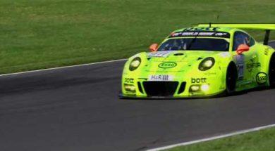 Le Lausitzring en Porsche 911 GT3 R avec AUTOhebdo