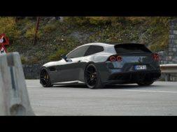 Novitec Ferrari GTC4 Lusso, ouvrez grand vos oreilles