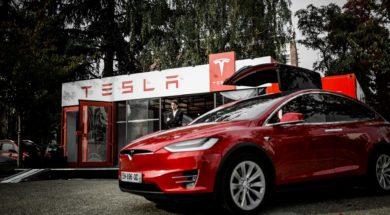 Centre d'essai Tesla à Marcq-en-Baroeul