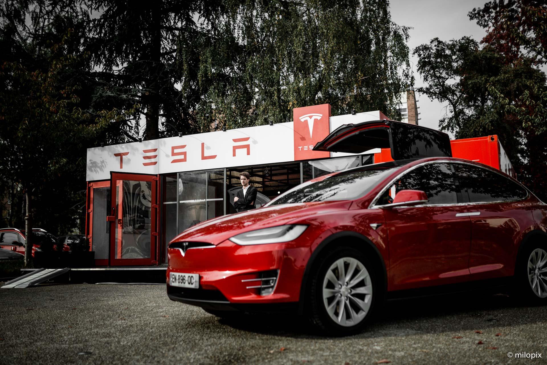 Tesla Model X, les dessous électriques d'un essai