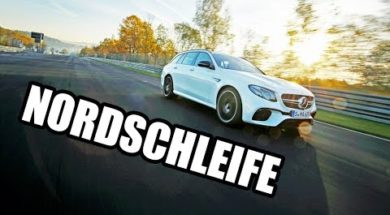 La Mercedes-AMG E 63 S est le break le plus rapide du Nürburgring