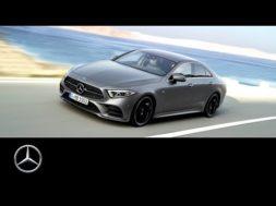 La Mercedes CLS s'offre une nouvelle jeunesse