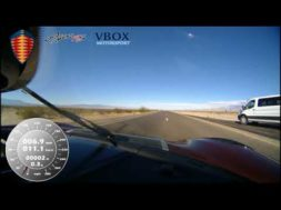 Le record de la Koenigsegg Agera RS à 447 kmh