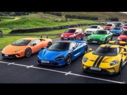 Top Gear La sportive de l'année 2017