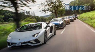 Concerto en V12 majeur, Aston, Bentley, Lamborghini, BMW, Rolls-Royce et Maybach