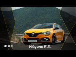 Du coup de crayon à la production, tout sur la nouvelle Renault Megane RS (2018)