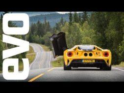 La Ford GT sur la piste du Grand Nord