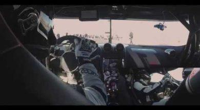 Le record de la Koenigsegg Agera RS de l'intérieur