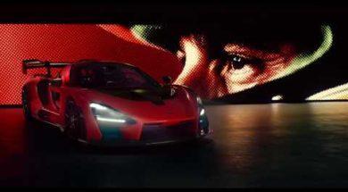 L'hommage de McLaren à Senna, une hypercar de l'extrême