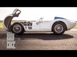 Maserati Tipo 61de 1959, libre comme en oiseau en Birdcage