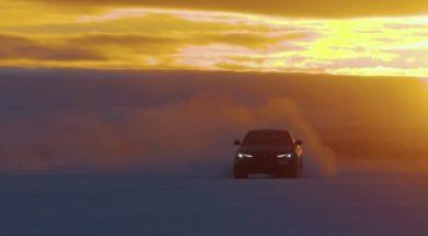 L'Alfa Romeo Stelvio dans le Grand Nord