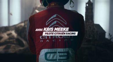 La C3 WRC est prête pour le Monte-Carlo 2018