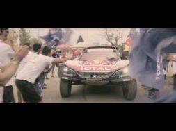 La Der des Der pour Peugeot au Dakar 2018