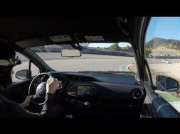 La Toyota Yaris GRMN sort les GRiffes sur piste avec L'argus