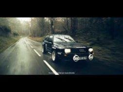 Nostalgie – Audi Sport Quattro Le mythe fondateur