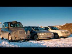 Top Gear, un Taxi pour le Kazakhstan