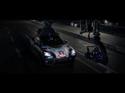 Une Porsche Panamera enfile sa tenue de 919