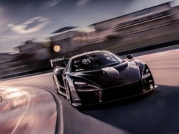 McLaren Senna Absolument intransigeante