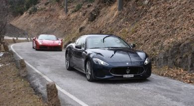 Mission top secrète Genève pour Pirelli
