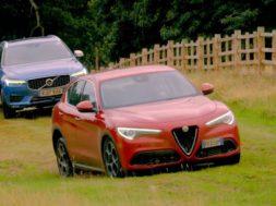 Top Gear saison 25, le duel de SUV