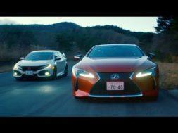 Un combat Manga pour Top Gear saison 25