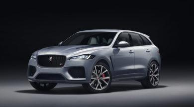 Jaguar et chevaux font bon ménage, 550 purs-sangs dans le F-Pace SVR