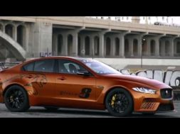 Jaguar XE Project 8, du circuit à la route