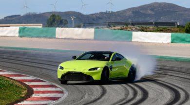 Nouvelle Aston Martin Vantage, la britannique au cœur allemand