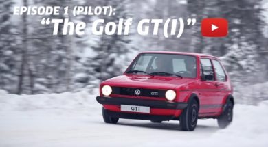 Edd China's Garage Revival la Golf GT(I)