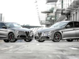 Alfa-Alfa Romeo Giulia et Stelvio NRING, souvenir d'un recordRomeo NRING