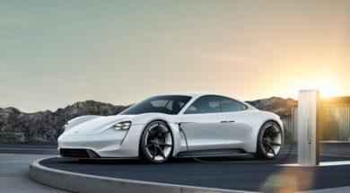 La Porsche Mission E devient Taycan