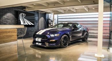 Le réveil du cobra, voici la nouvelle Ford Shelby GT350