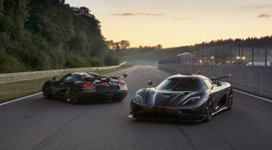 Koenigsegg Agera FE, the final countdown