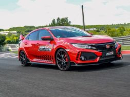 Le record de Jenson Button sur le Hungaroring en Honda Civic Type R