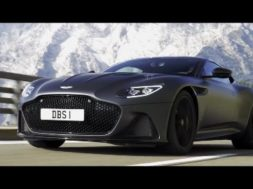 Sublime Aston Martin DBS Superleggera