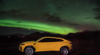 Lamborghini Avventura Islande – Urus