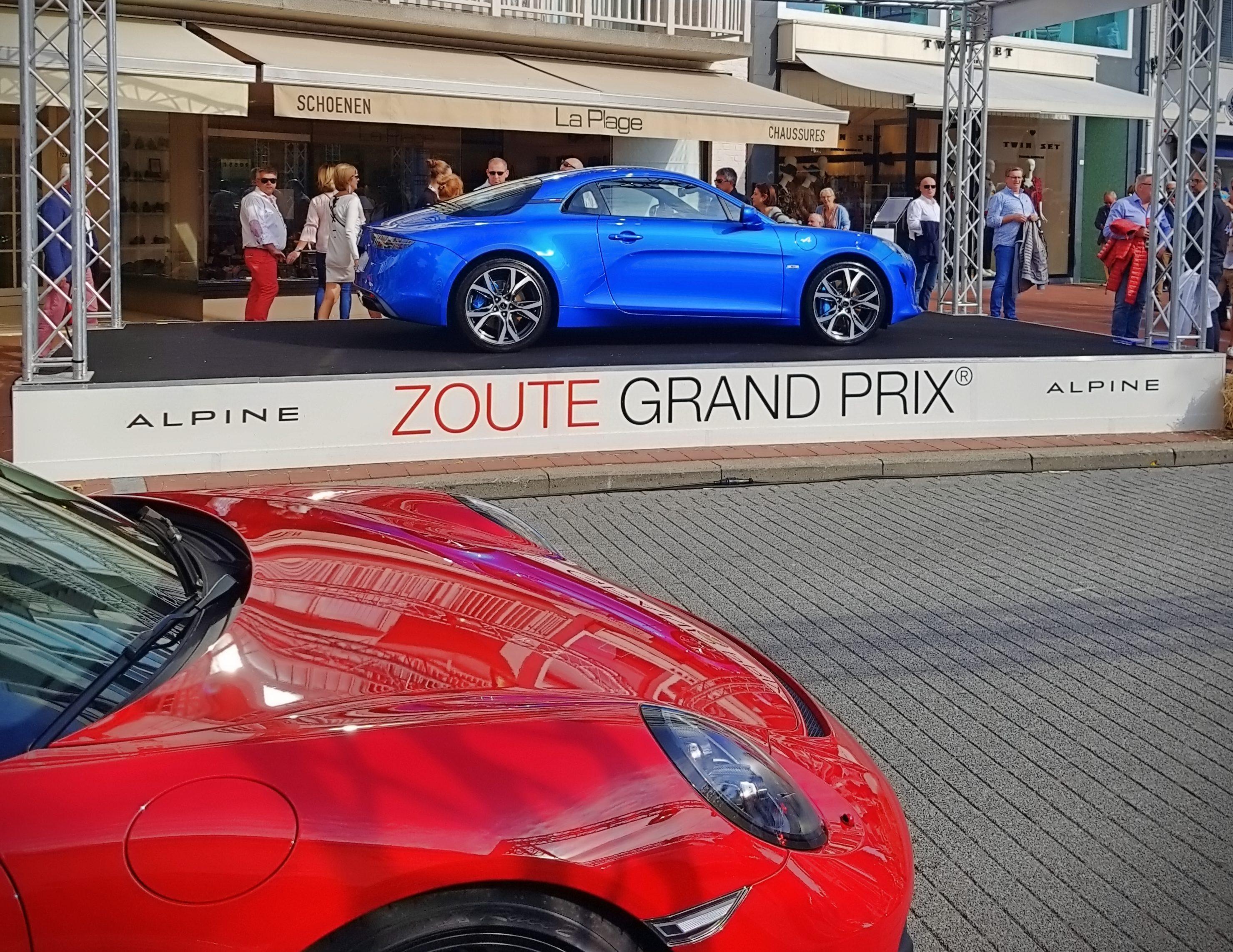 Zoute Grand Prix 2018, luxe, calme et beaucoup de raretés