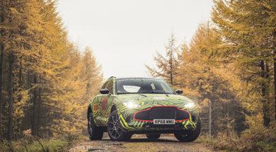 Aston Martin DBX, le SUV de sa majesté